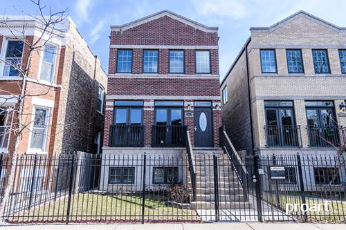 2951 N Fairfield, Chicago, IL 60618 West Lakeview