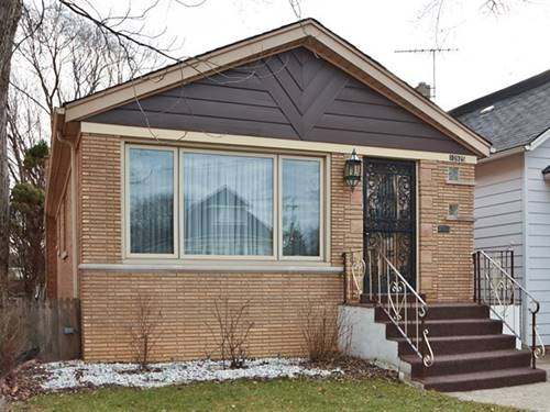 10925 S Troy, Chicago, IL 60655