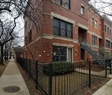 1358 W Fillmore Unit A, Chicago, IL 60607