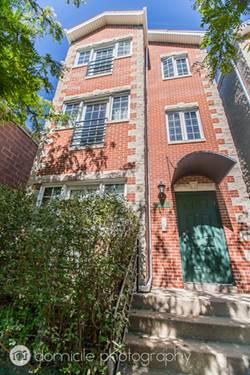 1458 W Cortez Unit 1, Chicago, IL 60642 Noble Square