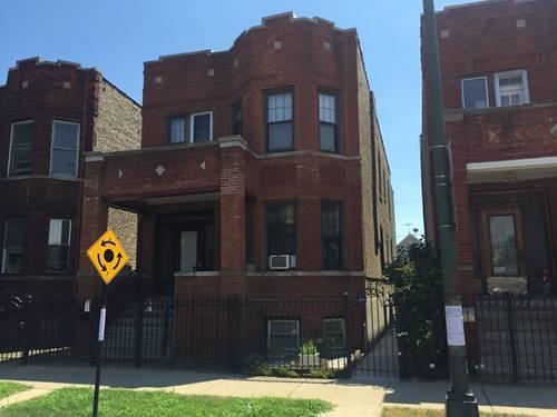 2715 W Medill, Chicago, IL 60647 Logan Square
