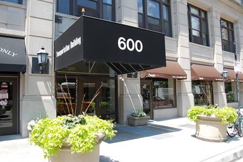 600 S Dearborn Unit 505, Chicago, IL 60605 South Loop