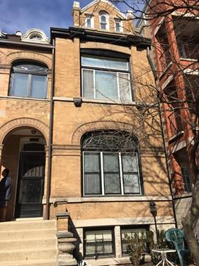 1148 W Wrightwood, Chicago, IL 60614 West Lincoln Park