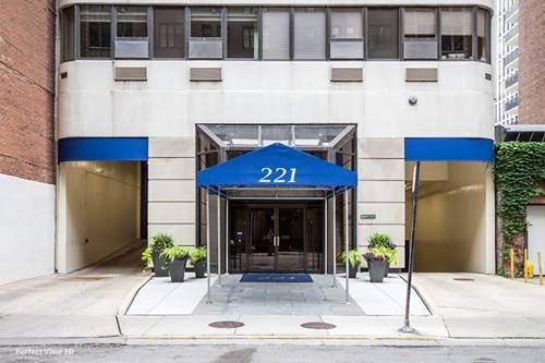 221 E Walton Unit 20-PW, Chicago, IL 60611 Streeterville