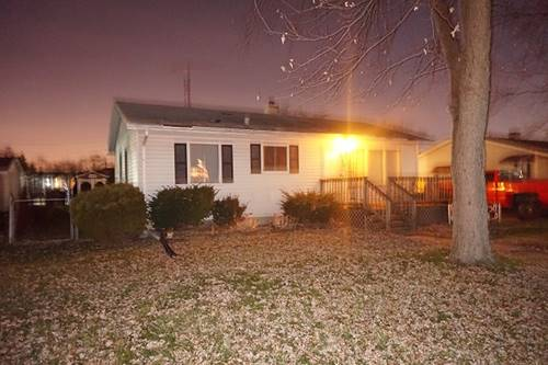 161 Benton, South Chicago Heights, IL 60411