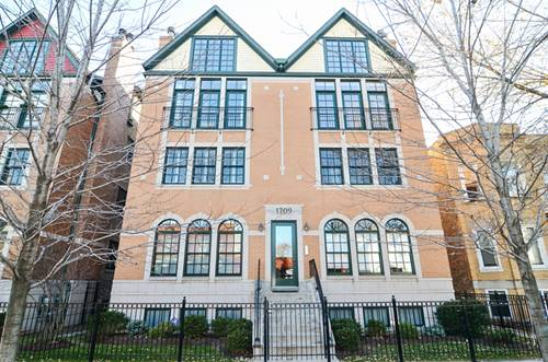 1709 W Foster Unit 3W, Chicago, IL 60640 Andersonville