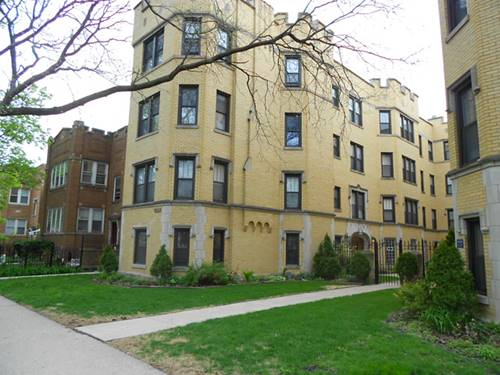 6438 N Leavitt Unit 3S, Chicago, IL 60645