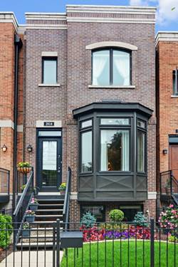 2614 N Paulina, Chicago, IL 60614 West Lincoln Park