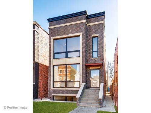 2521 W Medill, Chicago, IL 60647 Logan Square