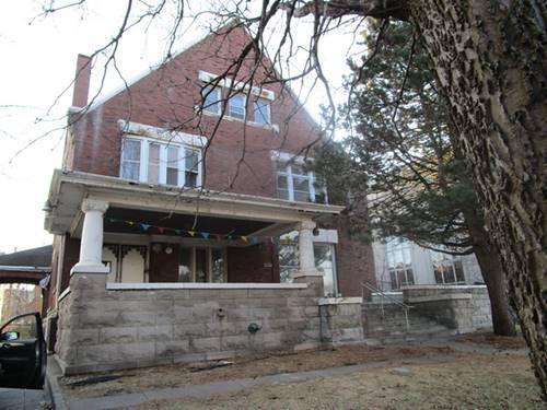 4941 S Drexel, Chicago, IL 60615