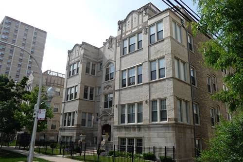 814 W Sunnyside Unit G-A, Chicago, IL 60640 Uptown