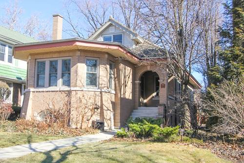 1208 Rossell, Oak Park, IL 60302