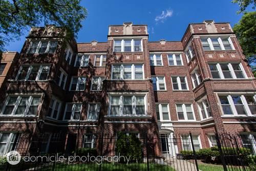 4952 N Ridgeway Unit 2, Chicago, IL 60625