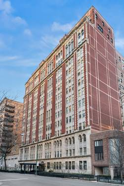 1320 N State Unit 11A, Chicago, IL 60610 Gold Coast