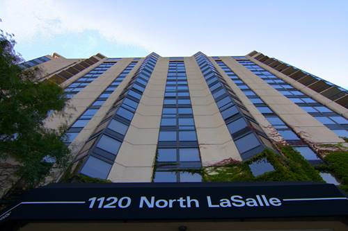 1120 N La Salle Unit 19P, Chicago, IL 60610 Near North