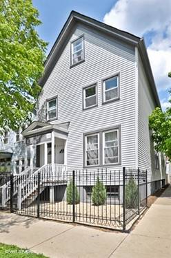 1701 N Maplewood Unit 1, Chicago, IL 60647