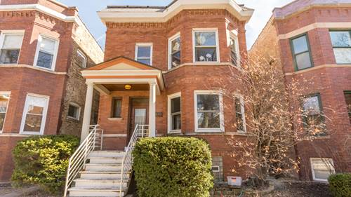 4449 N Maplewood, Chicago, IL 60625 Ravenswood