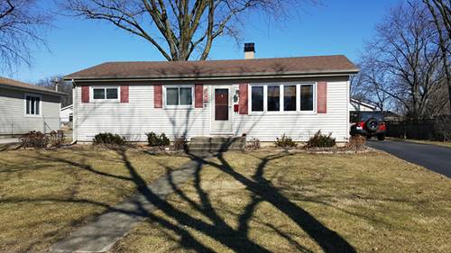 700 W Vermont, Villa Park, IL 60181