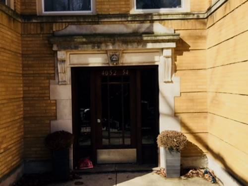 4052 N Sacramento Unit G, Chicago, IL 60618