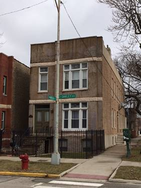 1401 N Oakley, Chicago, IL 60622 Wicker Park
