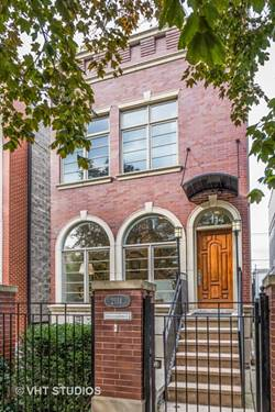 2114 W Churchill, Chicago, IL 60647 Bucktown