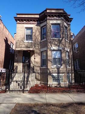 929 N Ridgeway, Chicago, IL 60651