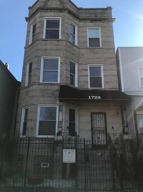 1729 N Kedzie Unit 1, Chicago, IL 60647