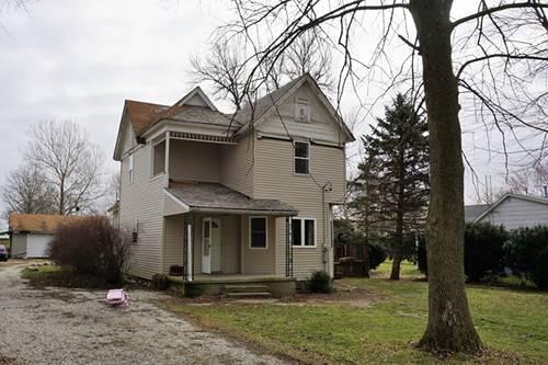 212 N Hunt, Melvin, IL 60952
