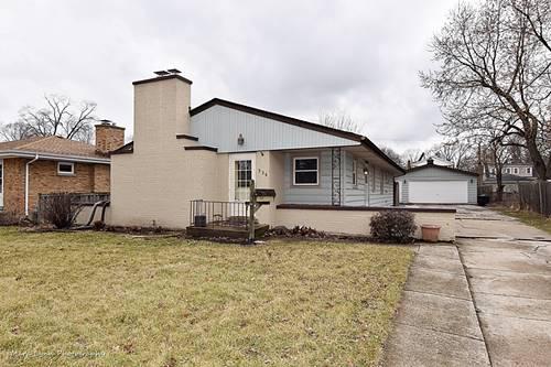 536 S Cornell, Villa Park, IL 60181