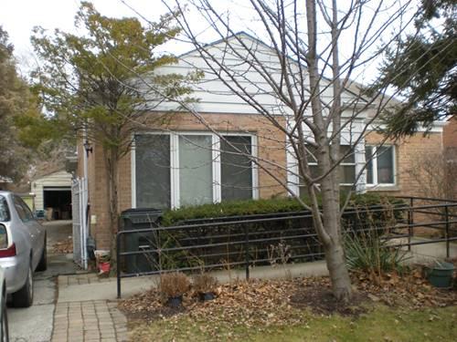 8227 Menard, Morton Grove, IL 60053