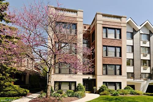 552 W Deming Unit 3, Chicago, IL 60614 Lincoln Park