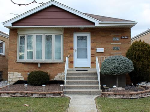 6630 W 64th, Chicago, IL 60638