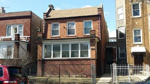4918 N Troy, Chicago, IL 60625 Ravenswood