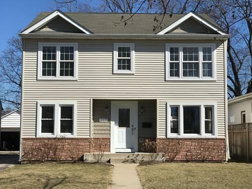 317 Nora, Glenview, IL 60025