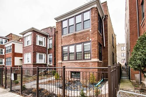 4850 N Albany Unit GARDEN, Chicago, IL 60625 Ravenswood