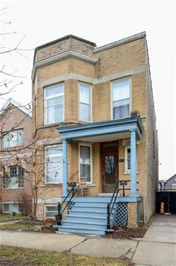2428 N Rockwell, Chicago, IL 60647 Logan Square