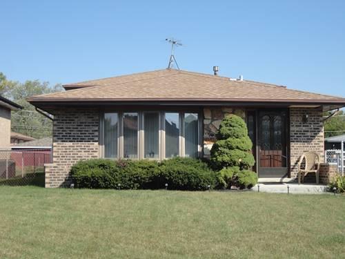 7714 W 83rd, Bridgeview, IL 60455