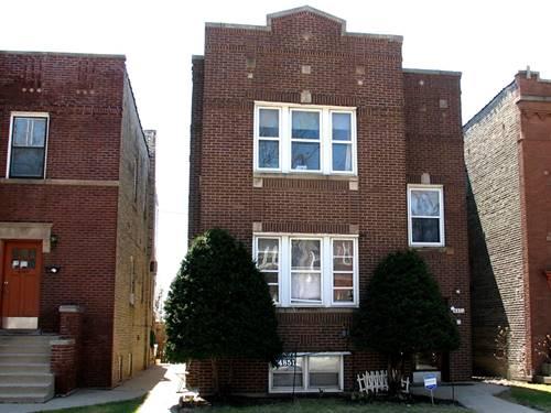 4851 W Wolfram, Chicago, IL 60641