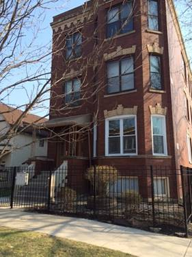 2047 N Kimball Unit 1, Chicago, IL 60647 Logan Square