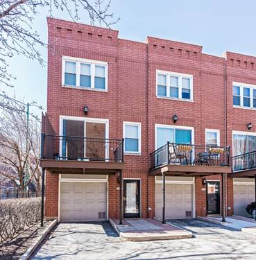2801 N Wolcott Unit S, Chicago, IL 60657 West Lakeview