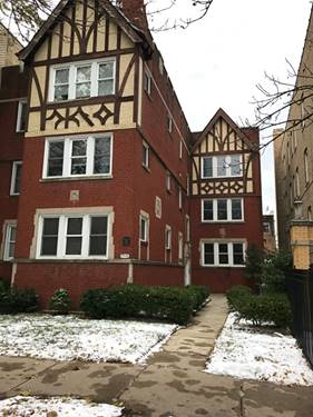 5440 N Campbell Unit 3F, Chicago, IL 60625