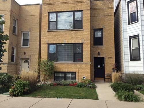 2950 N Talman Unit 2, Chicago, IL 60618 West Lakeview