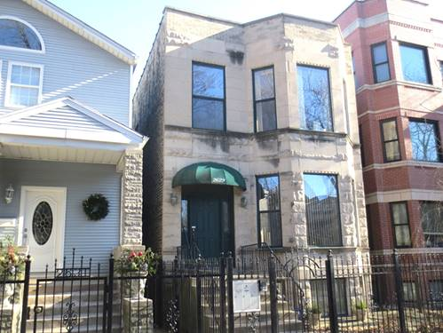 2629 N Washtenaw Unit 1L, Chicago, IL 60647 Logan Square