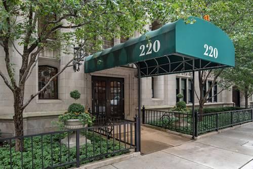 220 E Walton Unit 7W, Chicago, IL 60611 Streeterville
