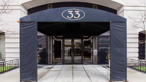 33 W Huron Unit 509, Chicago, IL 60654 River North