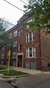 2009 W Warner Unit 3, Chicago, IL 60618 North Center