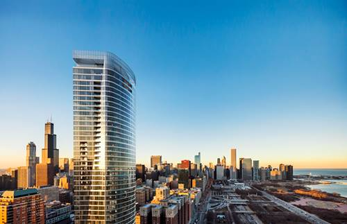 1000 S Michigan Unit 3803, Chicago, IL 60605 South Loop