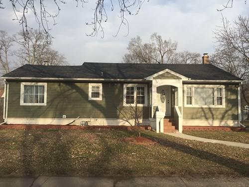 18441 Burnham, Lansing, IL 60438