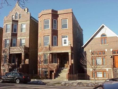 1922 N Wood Unit 3, Chicago, IL 60622 Bucktown