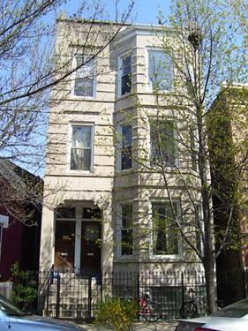 1629 N Claremont Unit 3, Chicago, IL 60647 Bucktown